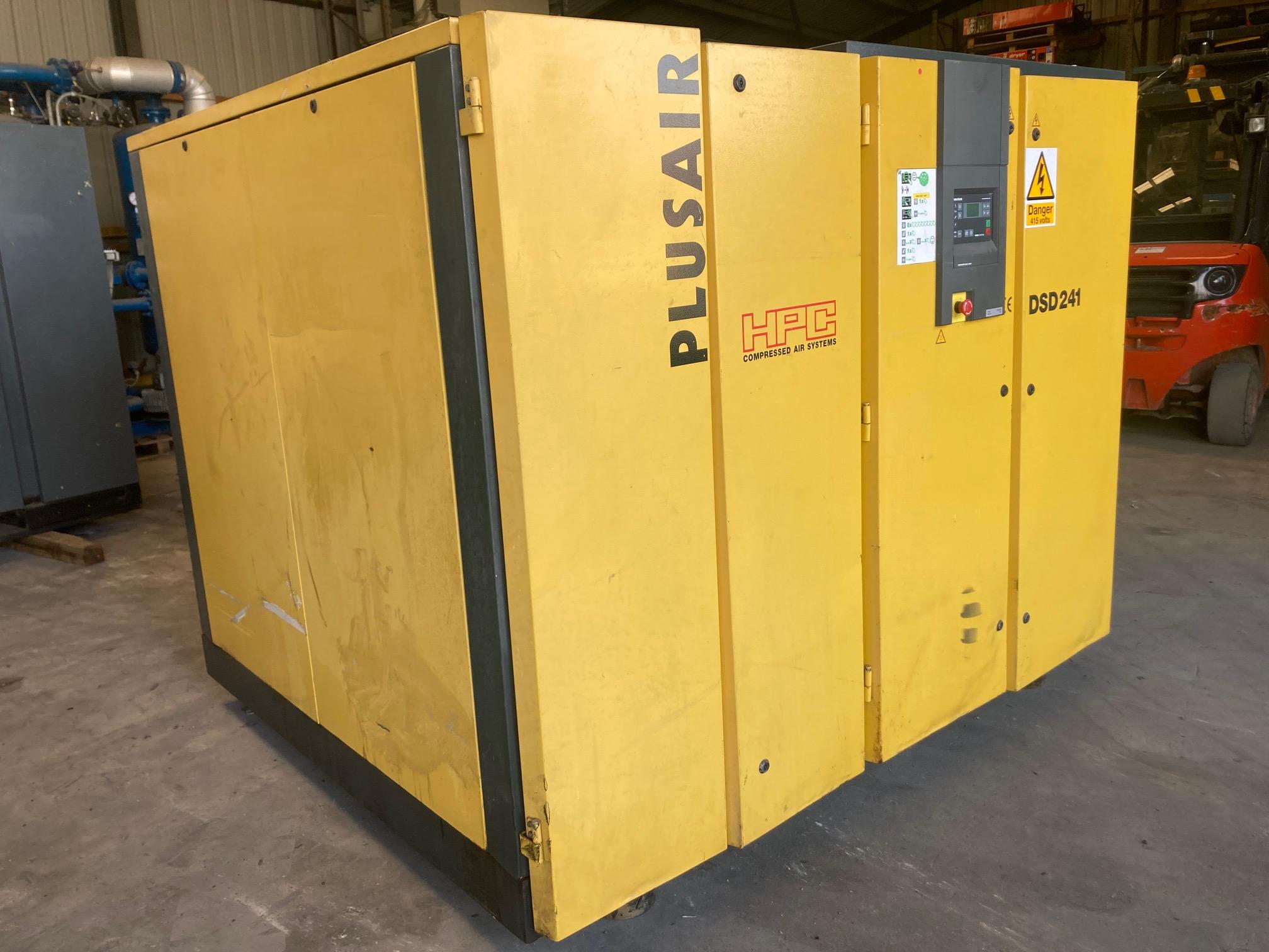 HPC DSD241 8bar 132kW