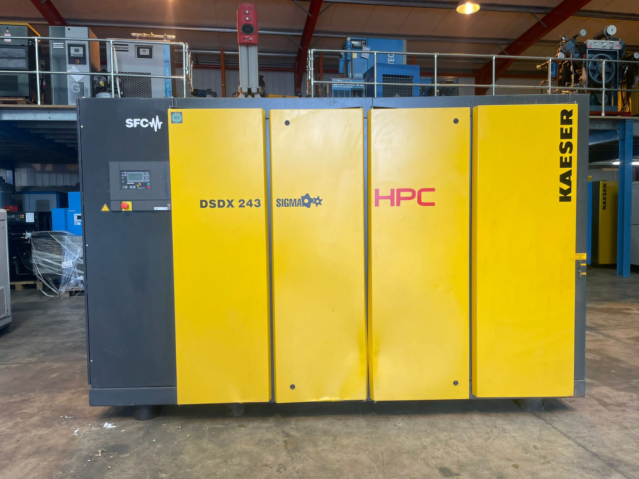 HPC DSDX243SFC